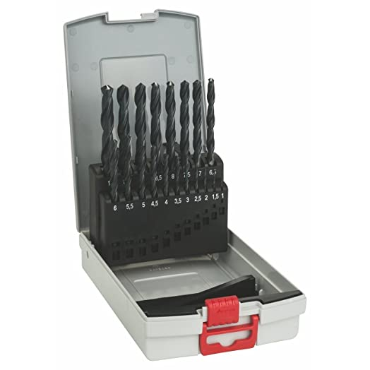 Bosch 2607017036 7 Piece X-Pro HSS Metal Drill Bit Set
