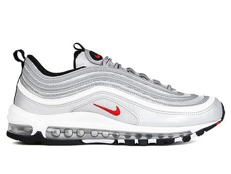 scarpe nike air max og qs in pelle grigia