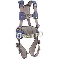 3M DBI-SALA ExoFit NEX Construction Harness, Alum Back/Side D-Rings, Medium, 1113124