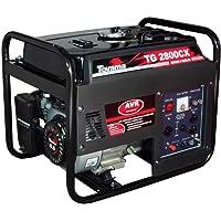 Gerador de Energia à Gasolina 4T Partida Manual 2,5 Kva Bivolt com AVR-TOYAMA-TG2800CX