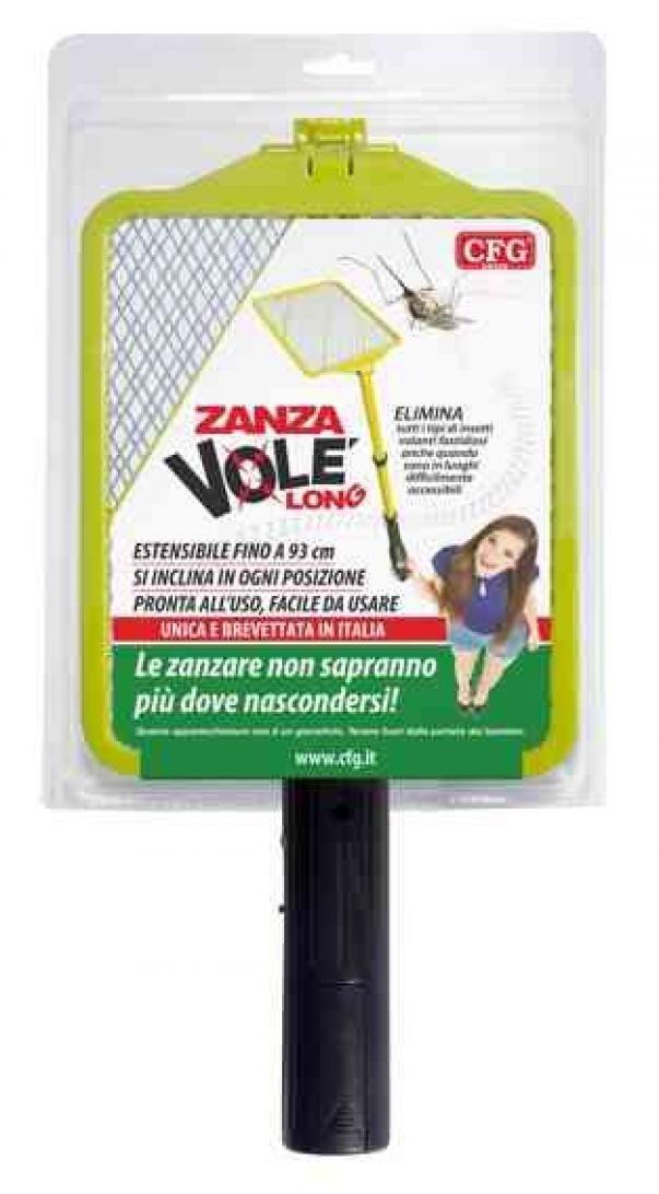 Schema Elettrico Racchetta Per Zanzare : Racchetta elettrica ammazza fulmina zanzare estensibile pieghevole