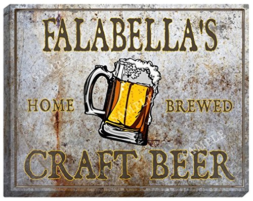 falabellas-craft-beer-stretched-canvas-sign