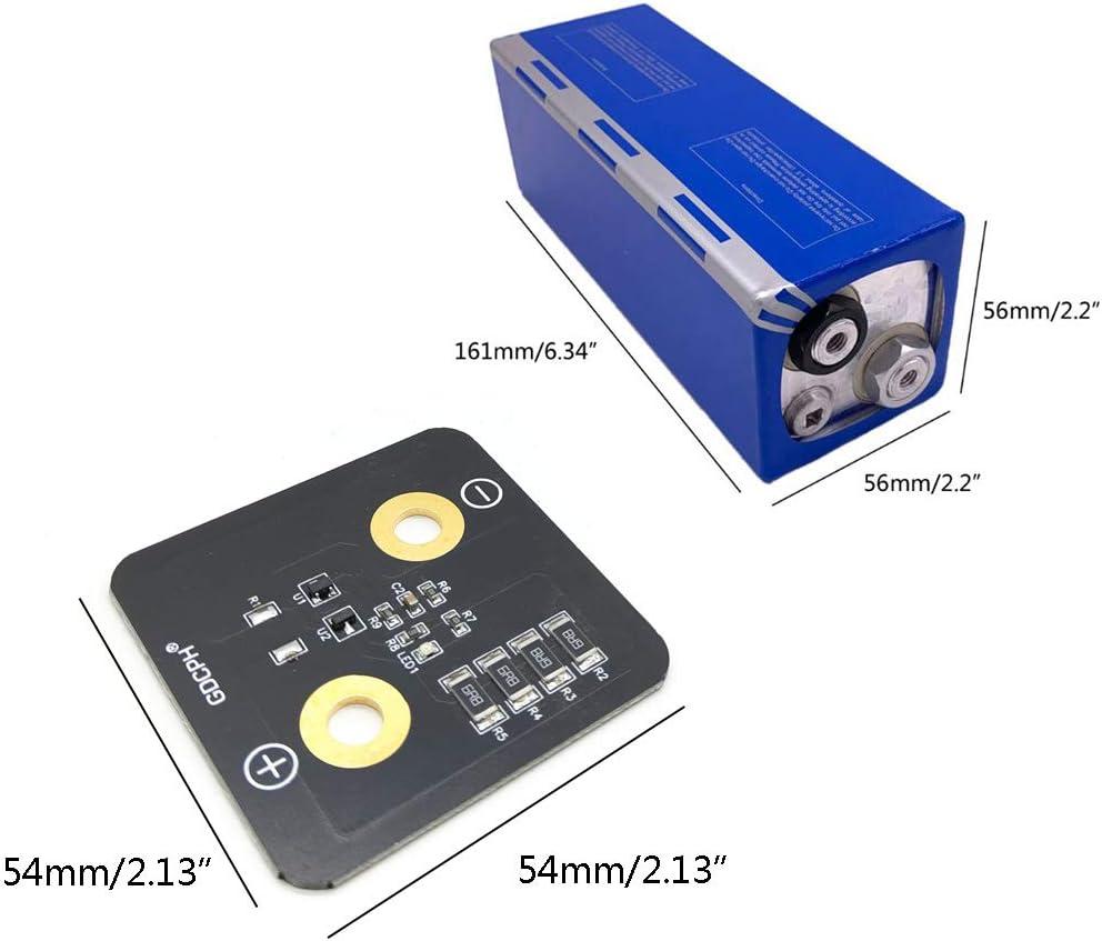 FR-POPPYZ Auto Super Capacitor with Voltage Stabilizing Balancing Plate 2.8V 3000F Low ESR