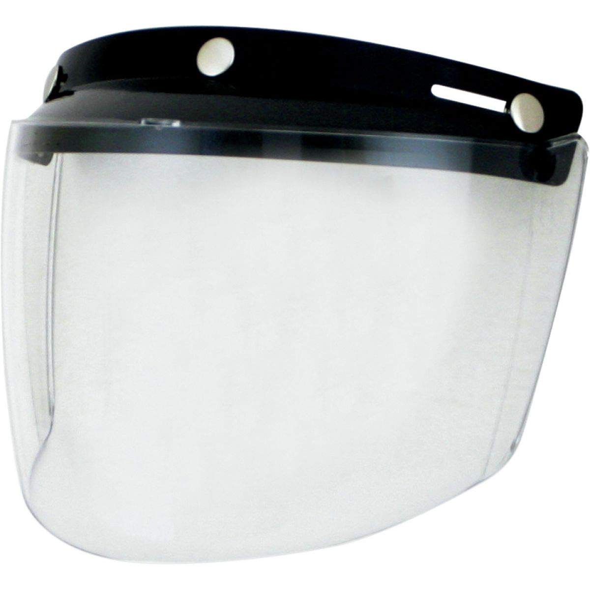 Blue AFX 3-Snap Flip Shield
