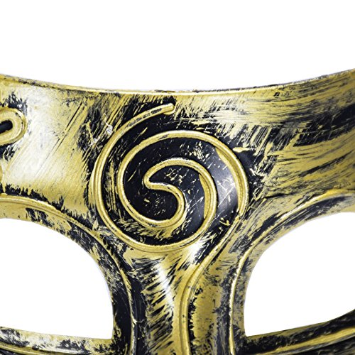 Hpapadks Halloween Masquerade Mask Prom Party Mask Accessories