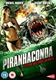 Piranhaconda (2012) [ NON-USA FORMAT, PAL, Reg.2 Import - United Kingdom ]