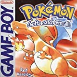Pokemon Red Version - Working Save Battery