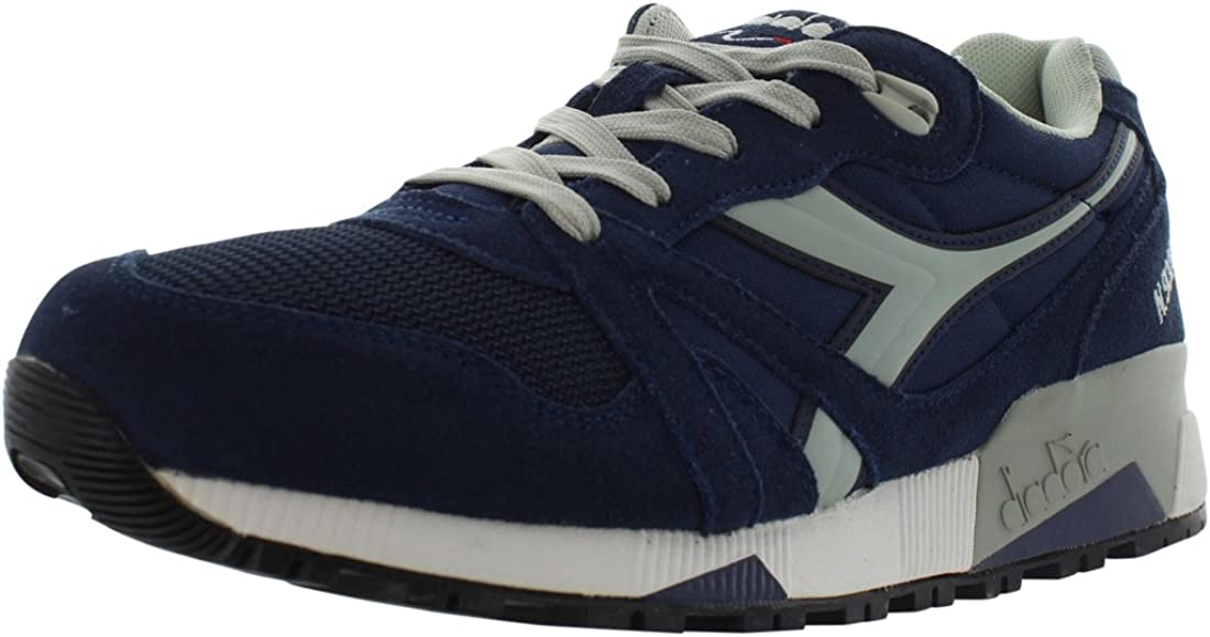 Diadora Men N9000 NYL Navy high Rise