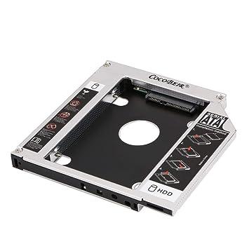 Drive y Almacenamiento Universal 2.5 2nd 12.7mm SSD HD Unidad de ...