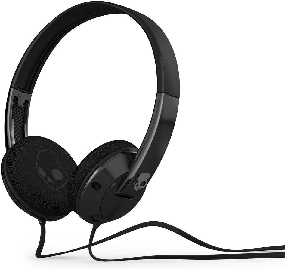 Skullcandy Supreme Sound Uprock Black/Black On-Ear Headphones