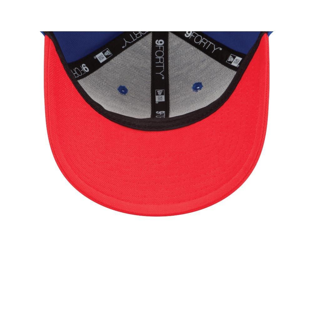 Couleur Multicolore Taille OSFA Casquette pour Homme New Era The League Buffalo Bills Team