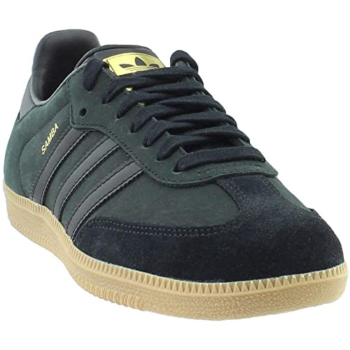 259d37eb0b7692 ... where to buy adidas samba mens in core black black gold metallic 7.5  a09cd eb6ad