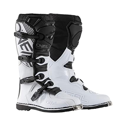 O'Neal 0332-208 Element Men's Boots WHITE 8: Automotive