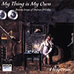 Hesperus: My Thing Is My Own