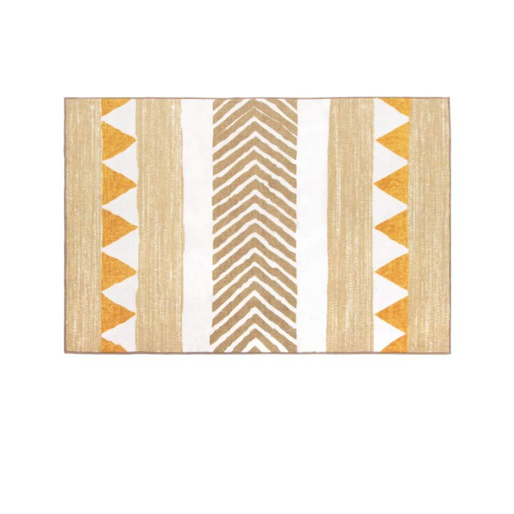 ノルディックカーペットゴールドクイックとモロッコ幾何学的洗浄式ベッドルームリビングルームカーペット (色 : ベージュ, サイズ さいず : 200cm×300cm) 200cm×300cm ベージュ B07KD2VF39