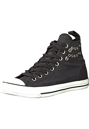a5684dadc40a Converse Chuck Taylor All Star Eyelet Shoes - Black - UK 9  Amazon.co.uk   Sports   Outdoors