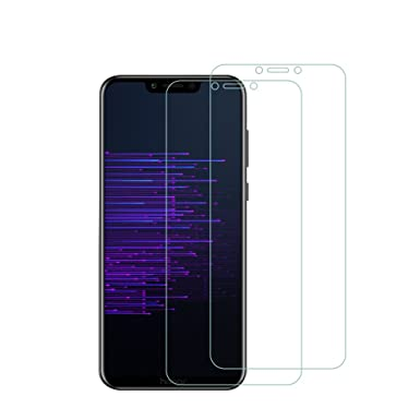 QULLOO Huawei Honor Play Tempered Glass Screen Protector