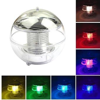 Poolbeleuchtung Solar Lampe, Newnen LED Solar Wasserdicht ...