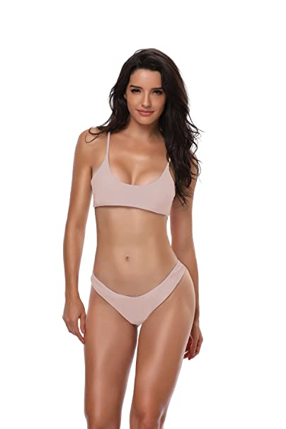 Amazon.com: SweatyRocks traje de baño sexy para mujer, con ...