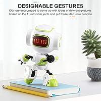 melysEU Robot de Juguete con Control Remoto