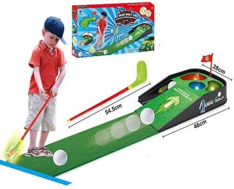 Sélection de mini golf pour la maison