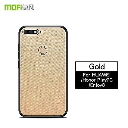 Amazon.com: Carcasa para Huawei Honor 7C Enjoy 8, duradera ...
