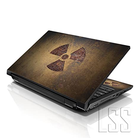 Correas 15 39,62 cm ordenador portátil Skin para diseño compatible con 33,78