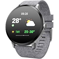 smart horloge Rond scherm touch screen horloge slaap monitoring \ bloeddruk \ bloed zuurstof monitoring GPS sport horloge hartslag horloge