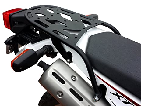 Yamaha Xt250 Enduro Series Rear Luge Rack 08 Present