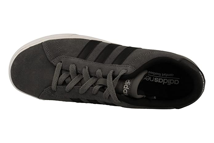 adidas B74309 Zapatillas de Piel para Hombre, Color Gris