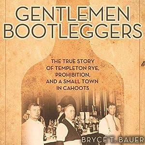 Gentlemen Bootleggers Audiobook