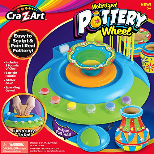 Cra Z Art 14500 Pottery Wheel