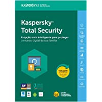 Kaspersky Total Security 2019 - Multidispositivos - 3 Dispositivos, 1 ano (Digital - Via Download)