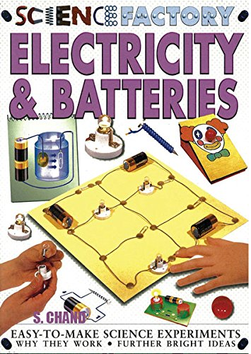 Electricity and Batteries Excellent Conductor