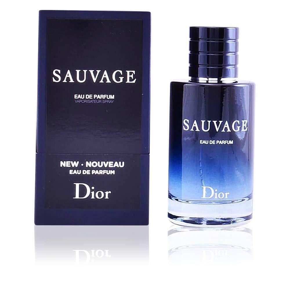 Amazoncom Sauvage By Dior Eau De Parfum Spray 100ml Beauty