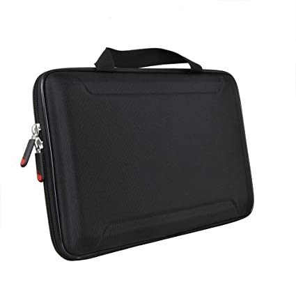 pretty nice 6905d 1a635 Amazon.com : Hermitshell Hard EVA Travel Case for Apple MacBook Air ...