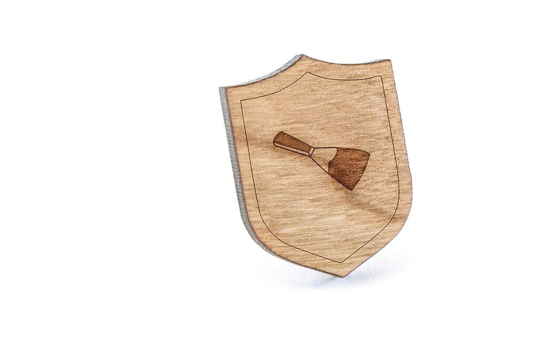 Pallet - Molde para solapa, alfiler de madera y corbata, rústico y ...