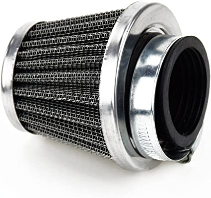 39mm Dirt Bike Air Intake Cold Filter Cleaner Pod for 125 ATV Go Kart XR50 CRF50