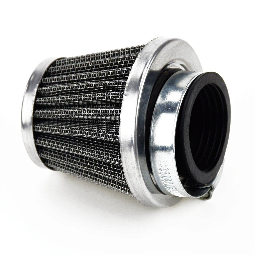 38mm Air Filter for Honda Kawasaki Yamaha Pit Bike Atv XR CRF 50 SDG SSR 70 110 125 Dirt Pit Bike HIAORS