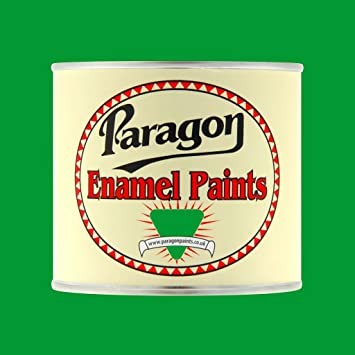 Paragon Peinture, brillant, Pantone 348 C émail Peinture, vert