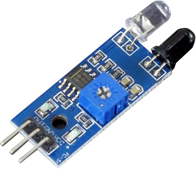 TCRT5000 IR Lichtschranke reflektierend Näherungssensor Modul Arduino Raspberry