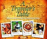 A Traveler's Table, John Izard, 0972381503
