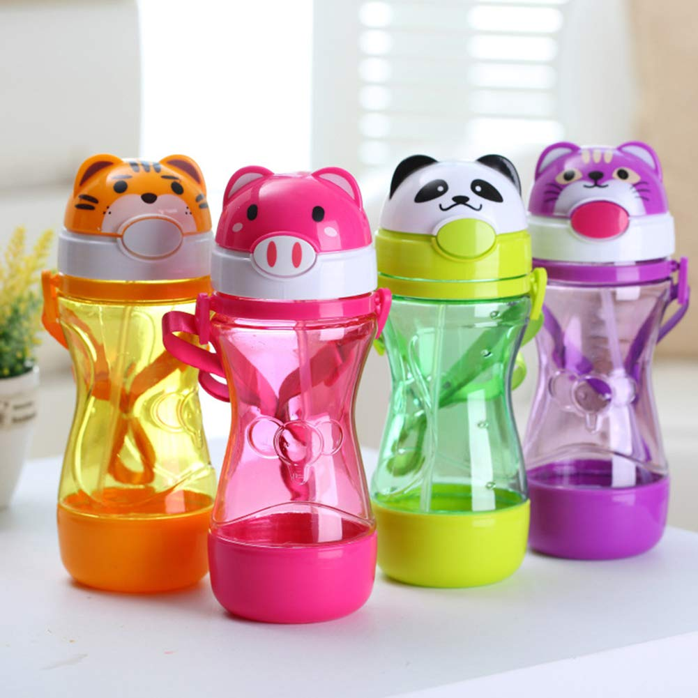 Baby Straw For Kids Drinking Cup Water Bottle Feeding Soft Silicone Accessories