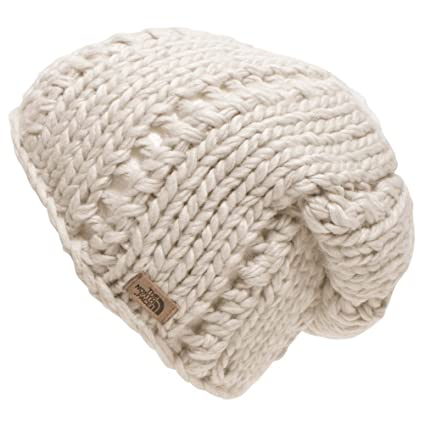 Amazon.com  The North Face Womens Chunky Knit Beanie - One Size ... 2d894635052
