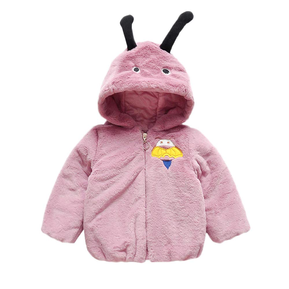 ad12502b4 Amazon.com : 6Months-3Years Baby Girls Hoodies Coats Clearance ...