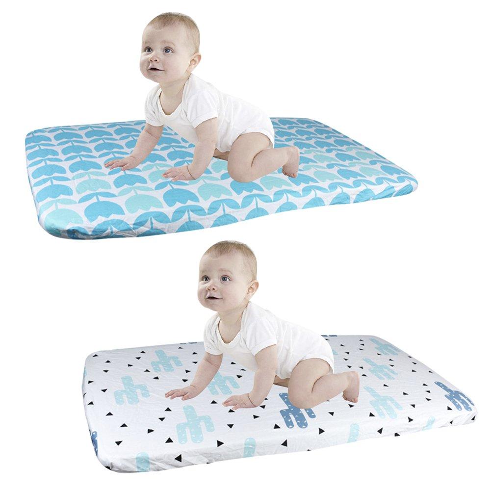 Paño de algodón bebé Infant urinario Pad almohadillas de pañales cambiador incontinencia Protector de colchón dormir niños mascotas suave con la piel ...
