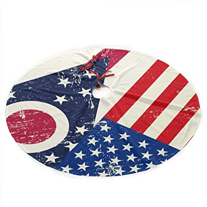 Amazon.com: USA Ohio State Flag 35.5