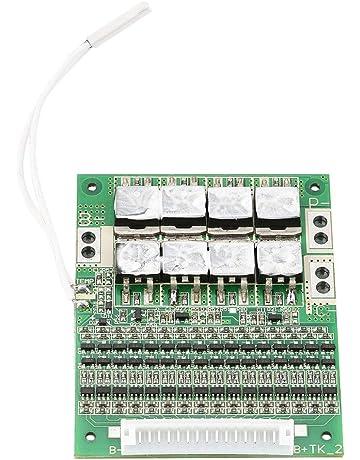 Carte de Protection de Batterie au Lithium Keenso Panneau de Protection de Batterie Carte PCB de BMS de Chargeur de Batterie de 13S 30A