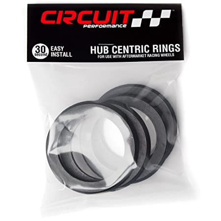 I Added These Rings As Have Had Issues With Aluminum Wheels In The Past And Hub Centric Solved Issue Of Vibrations At Highway Sds