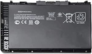 New BT04XL Notebook Battery for HP EliteBook Folio 9470 9470M 9480 9480M Series Ultrabook Laptop fits BT04 BA06 BA06XL Battery Spare 687945-001 696621-001 H4Q47AA H4Q48AA-52Wh